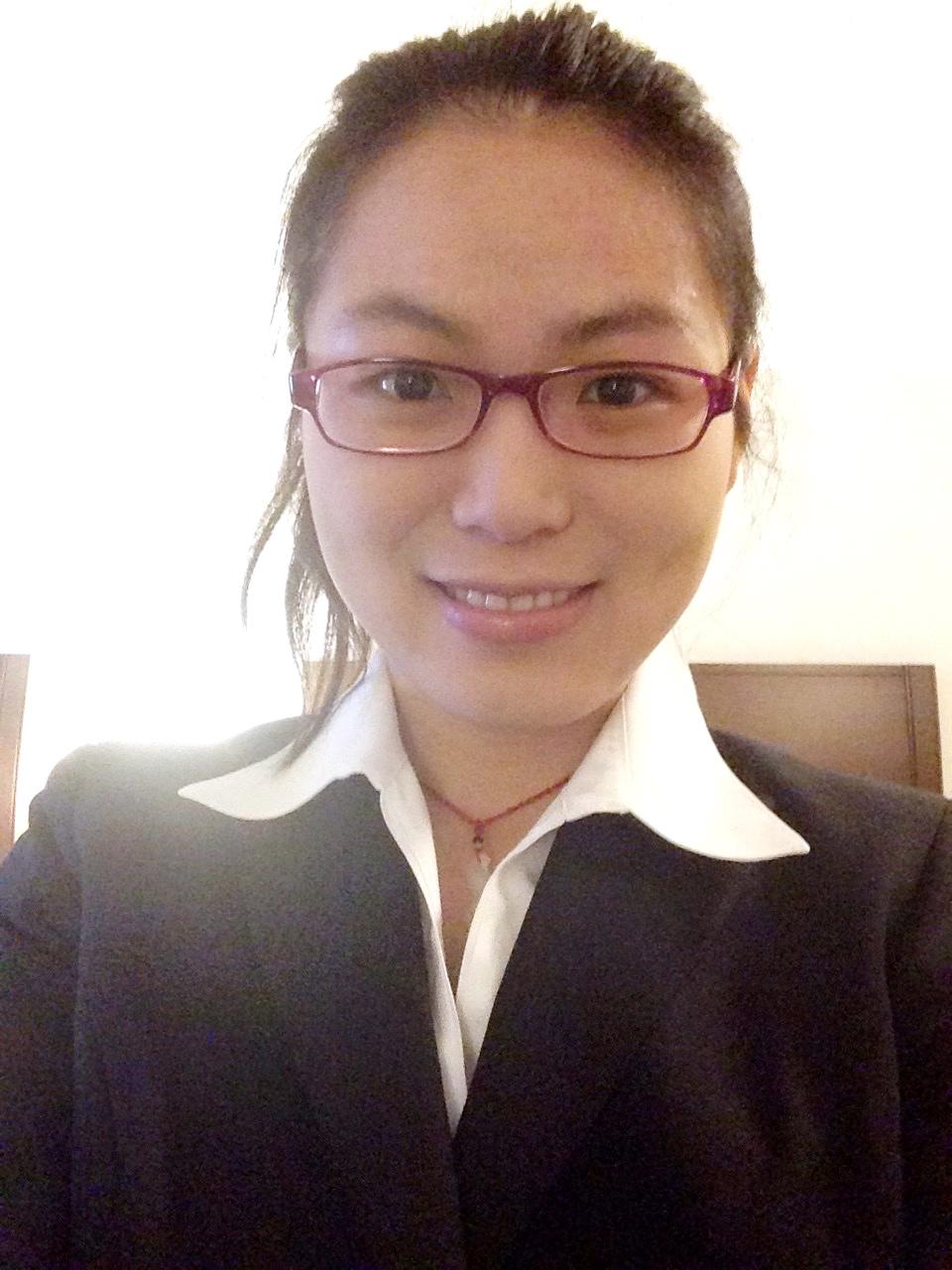 Portrait: Lan Liu
