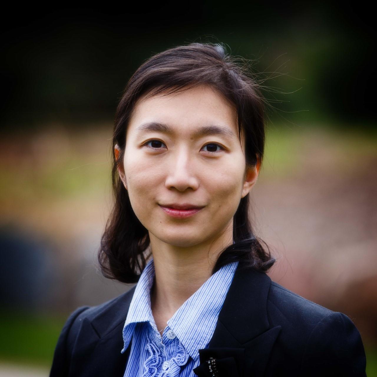 Portrait: Yuyoung Park